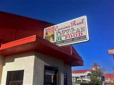 el camino real restaurant best mexican restaurants deming new mexico