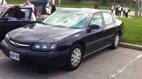 2001 chevy impala engine 2001 chevrolet impala startup engine in depth tour