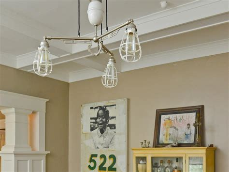 Diy Dining Room Light Fixtures by Recycled Light Fixtures Diy Network Made Remade