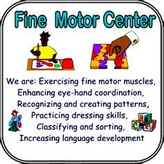 printable classroom area signs learning center signs with objectives google search