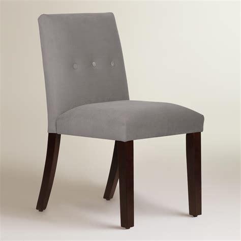 velvet jule dining chair world market