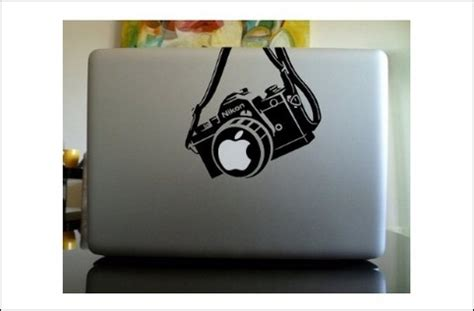 awesome minimalistic macbook decals templates perfect