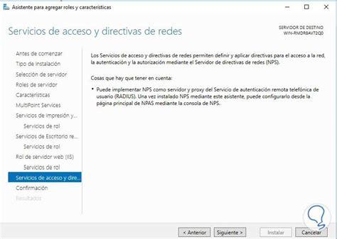 instalar escritorio remoto instalar escritorio remoto en windows server 2016 solvetic