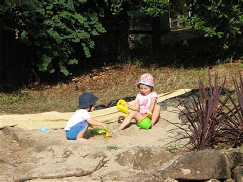 play in your own backyard let the children play create a natural playscape in your own backyard