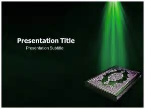 Islam Powerpoint Template by Islam Synmol Powerpoint Templates Powerpoint