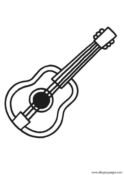 imagenes de instrumentos musicales para dibujar dibujos instrumentos musicales 001 dibujos y juegos