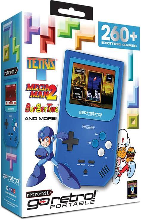 retro portable une nouvelle console portable pour