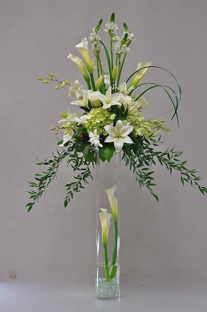 25 best ideas about tall floral arrangements on pinterest