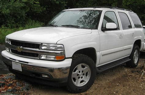chevrolet tahoe   service repair manual rmanuals