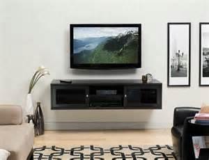 Floating Av Cabinet Sanus Jfv60 Java Series Av Furniture Furniture