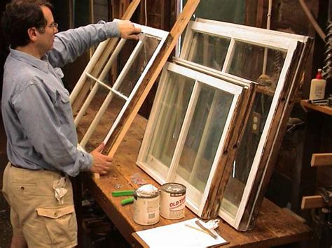 this old house window repair window repair tips from john leeke old house online old house online