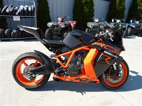 2011 Ktm Rc8 Buy 2011 Ktm 1190 Rc8 R On 2040 Motos