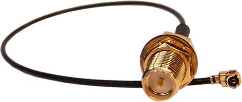 Conector Rp Sma Chasis gandalf ingenieurs bureau pigtails