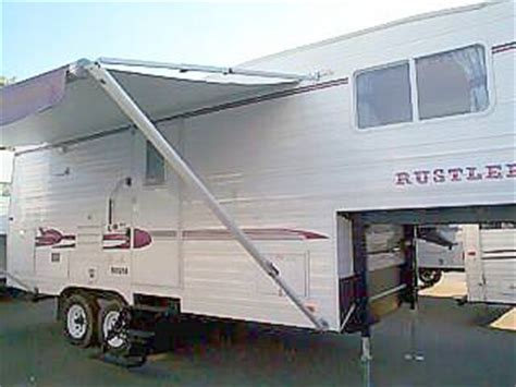 How To Open Trailer Awning by Rv Awning