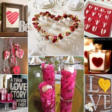 valentines day at home ideas 30 diy s day decoration ideas for your home