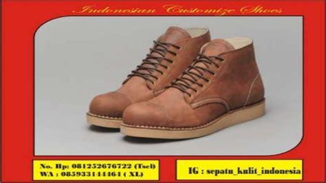 Sepatu Pr 14 0812 5267 6722 tsel sepatu kulit terbaru sepatu boot kulit sepat