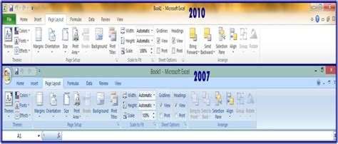 fungsi layout view fungsi icon review pada microsoft excel 2007 andhikamuda