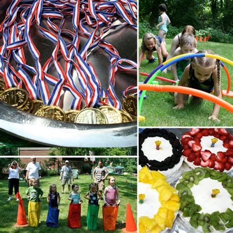backyard olympic games for adults olympic party ideas for lets move olympic fun day