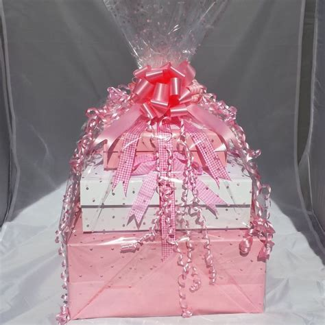 corporate gift wrapping ideas pin by debbie abrames on baby shower ideas