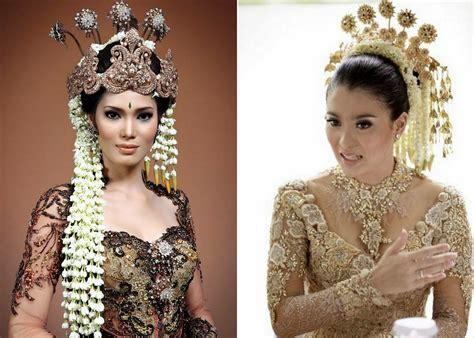 Foto Baju Pernikahan Adat Betawi kumpulan foto model baju kebaya adat sunda trend baju kebaya