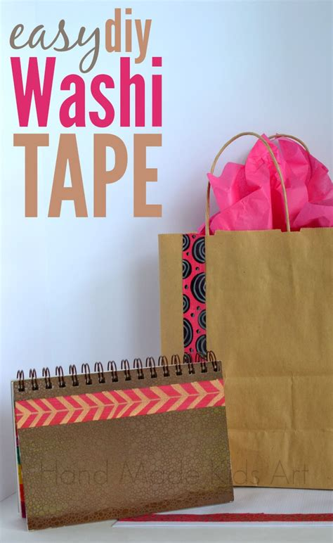 what do you use washi tape for easy diy washi tape kids steam lab