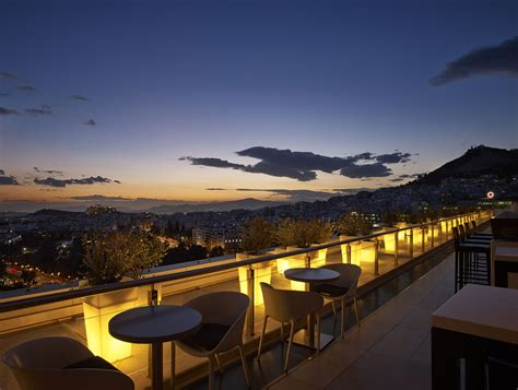 the top 10 best rooftop bars in athens greece the
