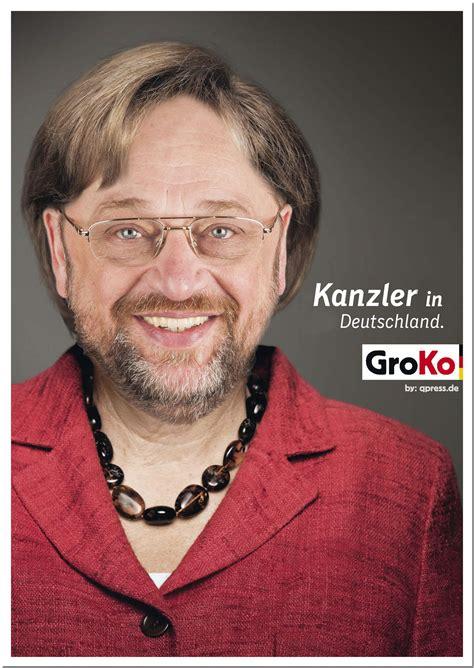 Plakat Heil Schulz by Galerie Qpress