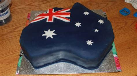 kuchen australien wie erstelle ich eine australien flagge geformte kuchen