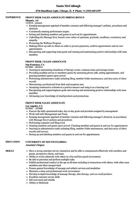 sales associate resume template 8 free word pdf document