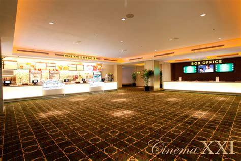 cinema 21 cilegon cinema 21 kembali memperluas jangkauannya di kota
