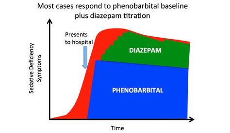 Phenobarbital Detox by Treating Delirium Tremens Pharmacokinetic Engineering