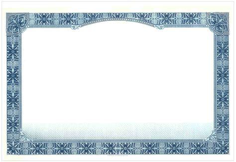 blank vintage border certificates blank certificates