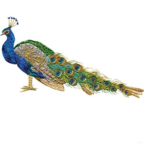 embroidery design of peacock swnpa127 peacock embroidery design