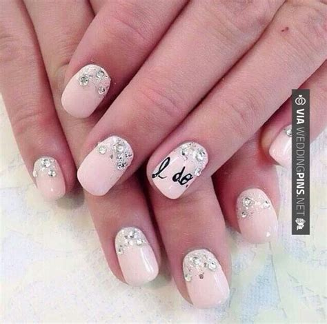 Wedding Nail 2017 by 36 Best Images About Wedding Nails 2017 On