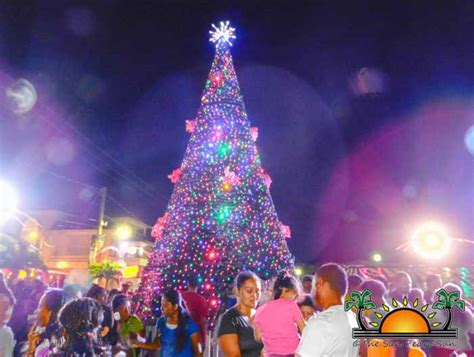 christmas 2016 celebrations in san pedro ambergris caye