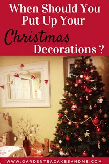 when should you put up your christmas decorations paperblog