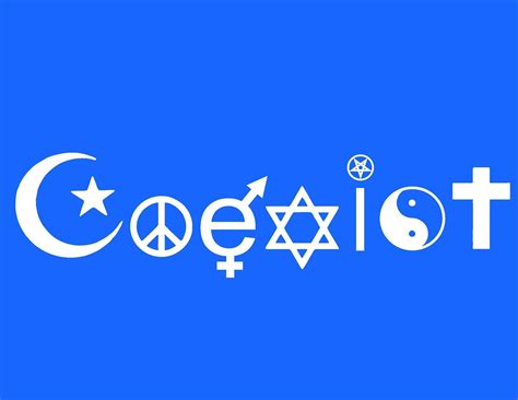 why i refuse to coexist