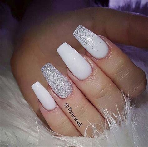 All Nail by Best 25 White Nails Ideas On White