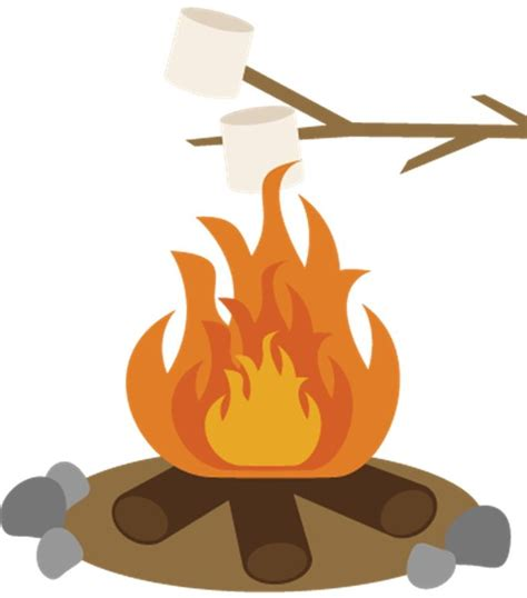 marshmallow clipart roasting marshmallow clip www imgkid the image