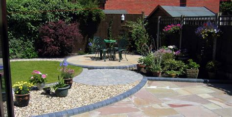 backyard patio landscaping ideas north east paving and gardens quality paving contractors