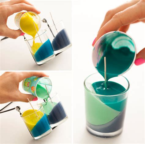 how to make decorative candles at home 31 brilliant diy candle making and decorating tutorials cute diy projects