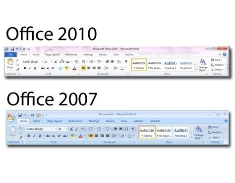 what is the difference between office 2011 home and metro ribbon the real difference and how they can blend