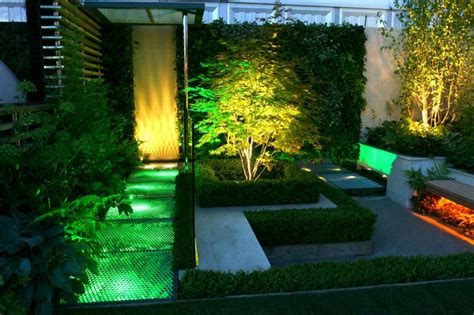 Outdoor Garden Led Lights Best Patio Garden And Landscape Lighting Ideas For 2014 Qnud