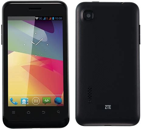 Hp Zte Blade C zte blade c a 4 quot android mobile with dual cpu and 512mb ram buy now for rs 2 727 gizmobic