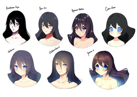 names of anime inspired hair styles names of anime inspired hair styles names of anime