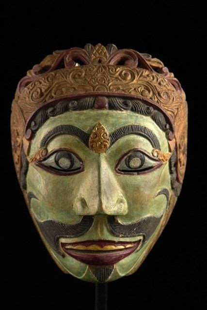 Masker Java 132 best images about indonesia for on