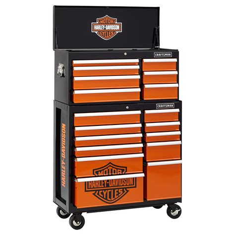 Harley Davidson Toolbox by Craftsman Harley Tool Chest