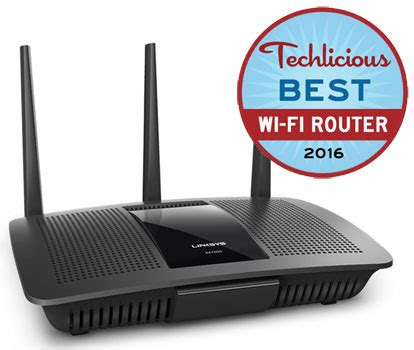 best linksys router the best wi fi router techlicious