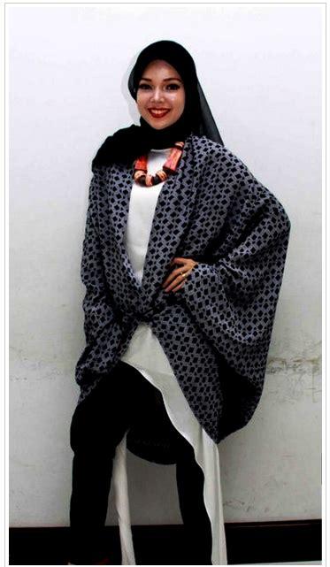 Baju Casual Artis baju muslim casual ala artis masa kini 2017