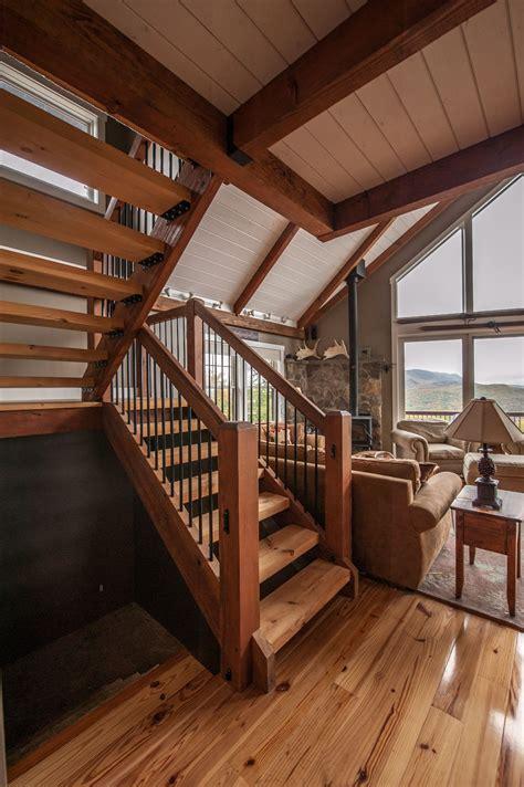 moose ridge lodge house plan  loft barn house